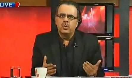 Dr. Shahid Masood Badly Exposing Internationally Corrupt Pakistani Media