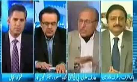 Dr. Shahid Masood Disclosed That Audio Tape Examined By Forensic Experts and Its Najam Sethi Voice