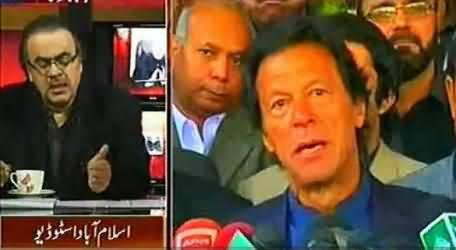 Dr. Shahid Masood Hints Something on Imran Khan's Latest Tweet About His Marriage