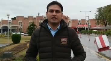 Dr. Shahid Masood Ka PIMS Hospital Mein Medical Checkup Jaari