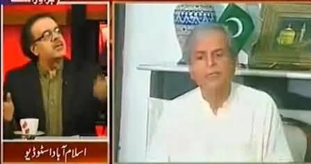 Dr. Shahid Masood Refutes Javed Hashmi's Allegations on PTI Regarding Multan Incident
