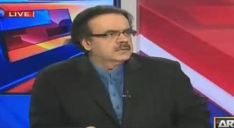 Dr۔ Shahid Masood Response on Chaudhry Nisar's Press Conference