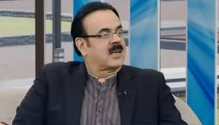 Dr. Shahid Masood Special Interview About Pakistan's Current Political Problems
