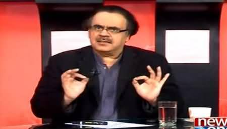 Dr. Shahid Masood Telling Funny Story What Happened to Our Finance Secretary in USA