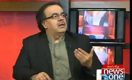 Dr. Shahid Masood Telling Why Intelligence Agencies Are Behind Khawaja Saad Rafique