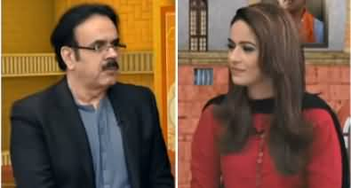 Dr. Shahid Masood Tells How Indian Actors Suffered During Modi Regime