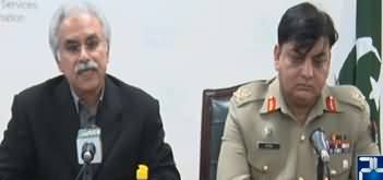 Dr. Zafar Mirza And Chairman NDMA Joint Press Conference On Coronavirus - 21st March 2020