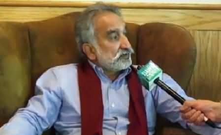 Dr. Zulfiqar Mirza Exclusive Interview on Dawn News That Was Never Aired