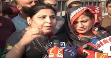 Dua Mangi Family's Media Talk After She Returned Home
