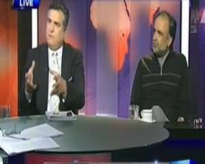 Dunya @ 8 with Malick (2014: Musharraf Aur Local Bodies Poll Issue) - 1st January 2014
