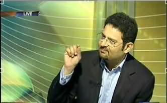Dunya @ 8 with Malick 4th June 2013 (Kiya Bijli Banane Mein CNG Ki Qurbani Deni Hogi?)