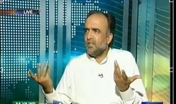 Dunya @ 8 with Malick - 6th June 2013 ( PPP, MQM Yah Tehreek e Insaf ... Asal Opposition Kaunsi?)