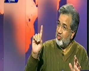 Dunya @ 8 with Malick (Ameer Jamayait Islami Se Kiya Chahyein?) - 11th November 2013