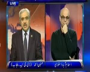 Dunya @ 8 with Malick (Corruption Day: Dunya Corruption Ke Khilaaf Magar Pakistan??) – 9th December 2013