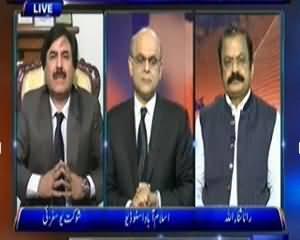 Dunya @ 8 with Malick (Hakimullah Mehsud Ki Halaakat Waqiya Muzakraat Ki Muat?) - 4th November 2013