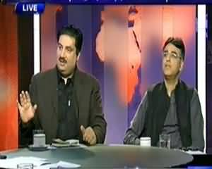 Dunya @ 8 with Malick (Iftikhar Muhammad Chaudhry Ka Jana: Siasat Pe Assar?) - 10th December 2013