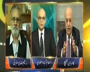 Dunya @ 8 with Malick (Pakistan Kis Ka: Quaid-e-Azam Aur Iqbal Ka Ya??) - 24th September 2013