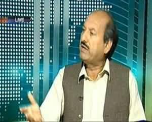 Dunya @ 8 with Malick (Pakistani Taliban Ka Pakistan Se Jaghra Kiya Hai?) - 16th September 2013