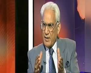 Dunya @ 8 with Malick (Parvez Musharruf Gaddari Muqadma) - 20th November 2013
