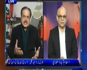 Dunya @ 8 with Malick (PM NE Naye Army Chief Ka Intakhab Kar Diya) - 27th November 2013