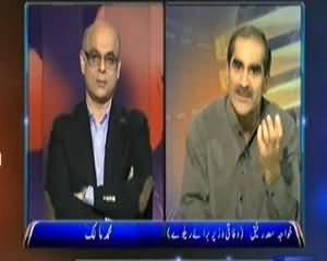 Dunya @ 8 with Malick (Saad Rafiq Exclusive Interview) – 15th October 2013