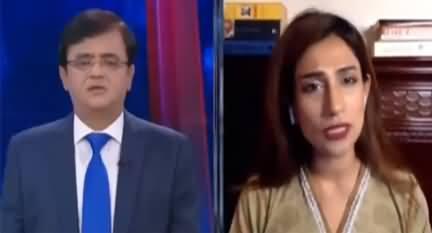 Dunya Kamran Khan Kay Sath (Corona Cases) - 9th September 2020