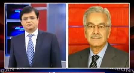 Dunya Kamran Khan Kay Sath (Demands of Opposition) – 3rd May 2016