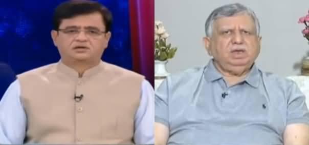 Dunya Kamran Khan Kay Sath (Exclusive Talk With Shaukat Tareen) - 5th May 2021