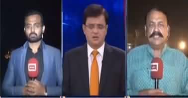 Dunya Kamran Khan Kay Sath (Gujranwala Jalsa) - 15th October 2020
