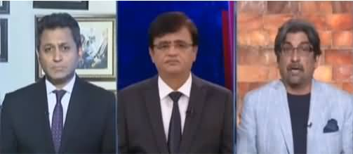 Dunya Kamran Khan Kay Sath (Imran Khan Vs Opposition) - 4th March 2021