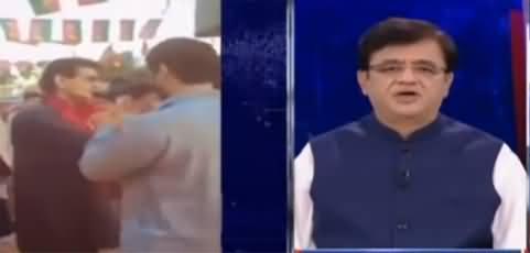 Dunya Kamran Khan Kay Sath (NA-249 Karachi By-Election) - 27th April 2021