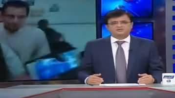 Dunya Kamran Khan Kay Sath (Nawaz Sharif's Health Issue) - 22nd October 2019