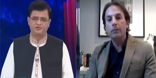 Dunya Kamran Khan Kay Sath (New Trouble For Nawaz Sharif) - 6th August 2021