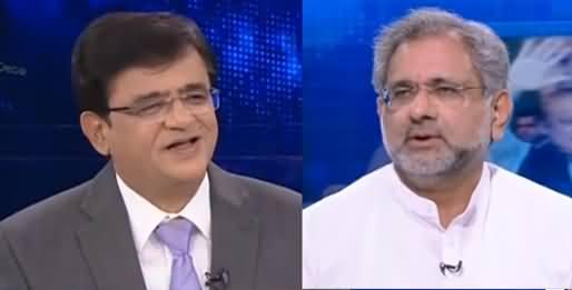 Dunya Kamran Khan Kay Sath (PMLN Wants Good Relations With Establishment) - 18th May 2021