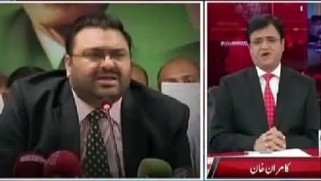 Dunya Kamran Khan Kay Sath (Sindh Govt Exposed) – 8th October 2015