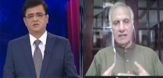 Dunya Kamran Khan Kay Sath (Worst Governance, What Imran Khan Wants?) - 7th September 2021