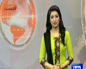 Dunya News 9pm Bulletin – 10th March 2014
