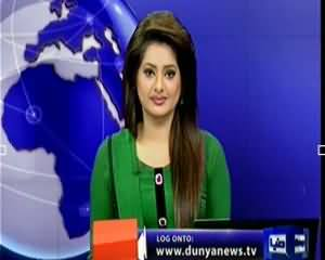 Dunya News 9pm Bulletin – 10th October 2013