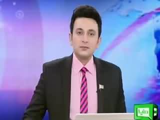 Dunya News 9pm Bulletin – 13th August 2015