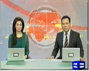 Dunya News 9pm Bulletin – 13th March 2014