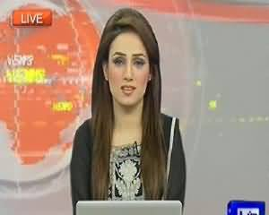 Dunya News 9pm Bulletin – 14th April 2014
