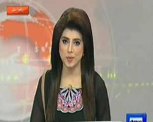 Dunya News 9pm Bulletin – 14th March 2014