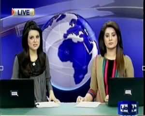 Dunya News 9pm Bulletin – 14th November 2013