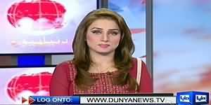 Dunya News 9PM Bulletin – 16th September 2014