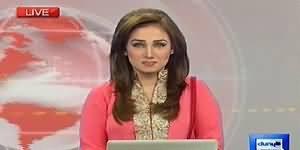 Dunya News 9pm Bulletin – 18th August 2014