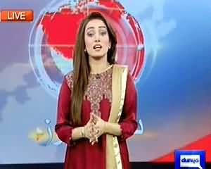 Dunya News 9pm Bulletin – 1st August 2014