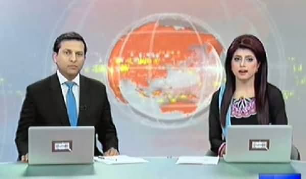 Dunya News 9pm Bulletin –1st March 2014