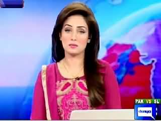 Dunya News 9pm Bulletin – 22nd July 2015