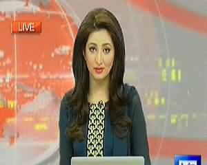 Dunya News 9pm Bulletin – 24th February 2014