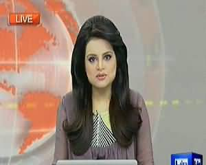 Dunya News 9pm Bulletin – 25th February 2014